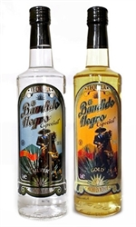 Picture of El Bandido Negro Tequila